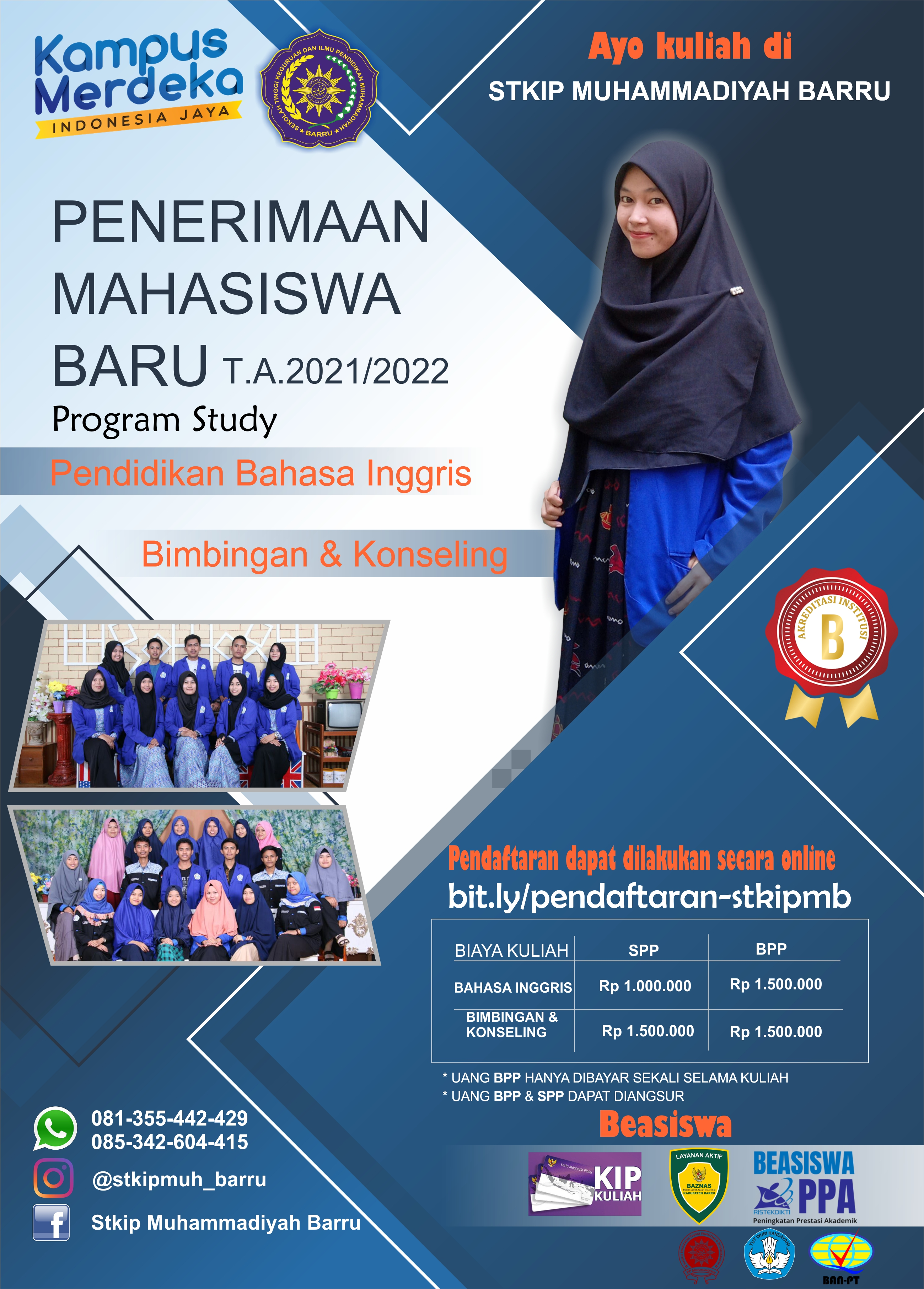 Flyer maba 2021